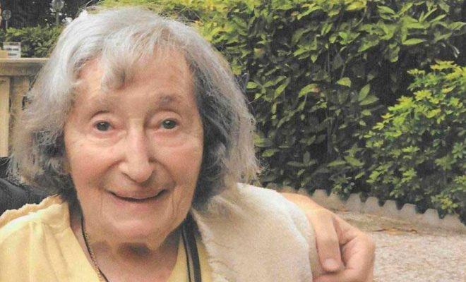 Mireille Knoll uccisa una sopravvissuta alla Shoa silvana de mari community