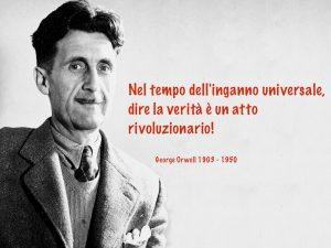 Geoge Orwell silvanademaricommunity