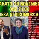 Oggi conferenza a Vicomoscano Silvana De Mari Community