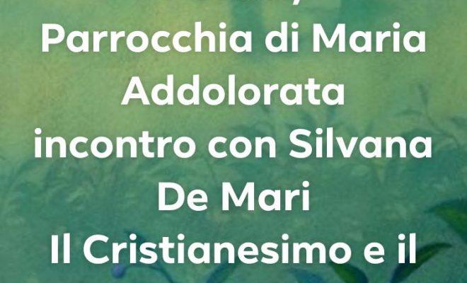 Incontro a Portici Silvana De Mari Community