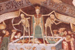 Danza macabra e horror Silvana de mari community